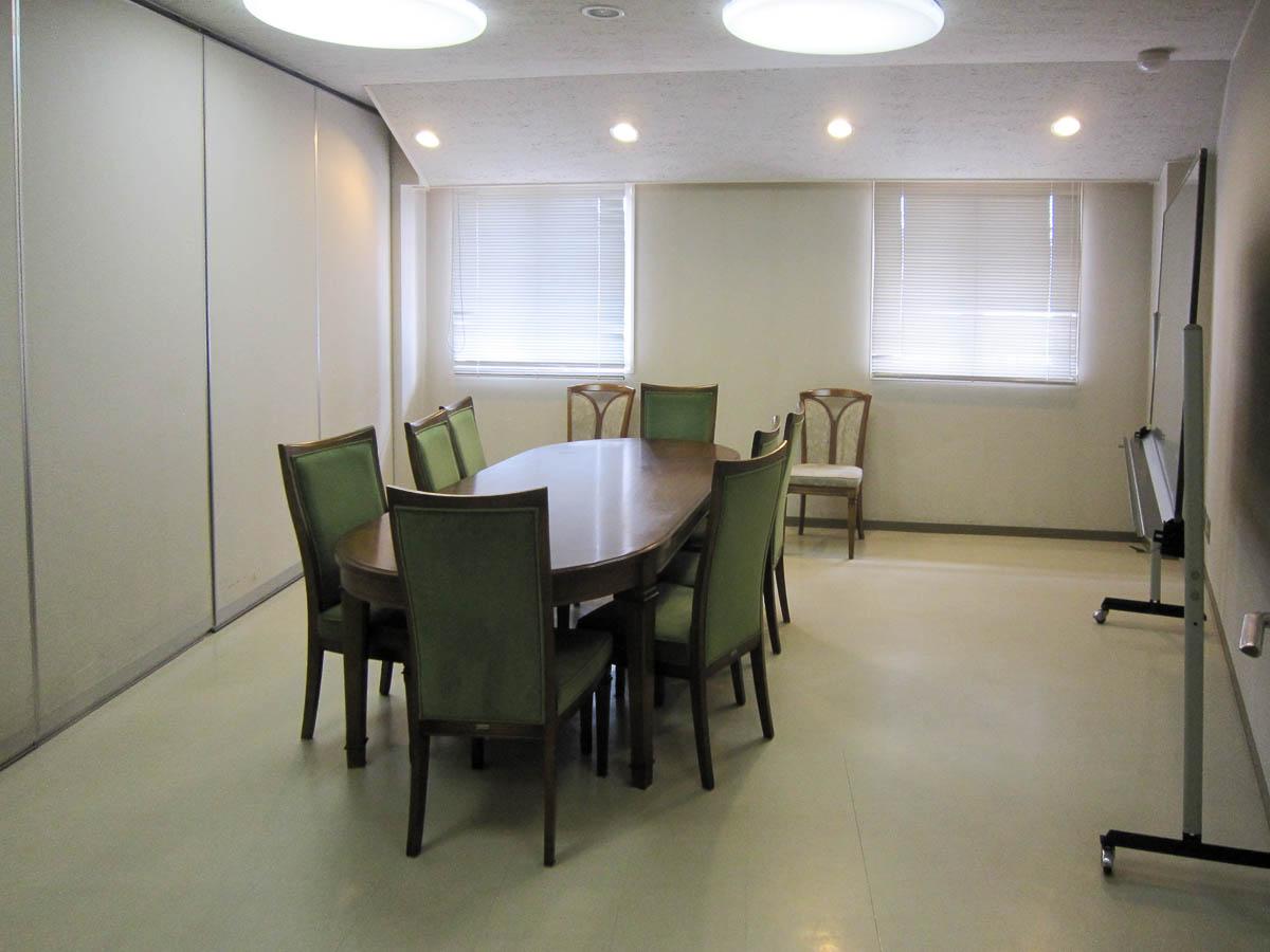管理棟 会議室1